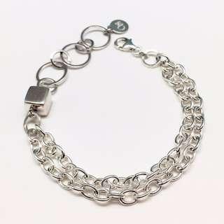 意大利925純銀手鐲手鈪 925 Sterling Silver Bracelet