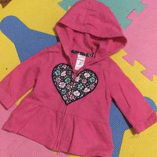 Original Carter's Hoodie Jacket