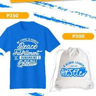 Shirt for a cause! Available colors: black, white and blue :)