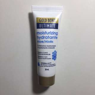 Gold bond Ultimate Moisturizer