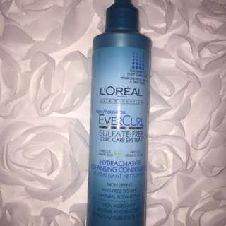 L'Oréal Paris EverCurl Hydracharge Cleansing Conditioner