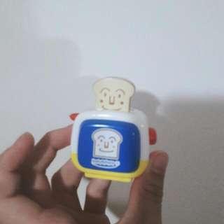 絕版玩物 麵包超人果汁機麵包機