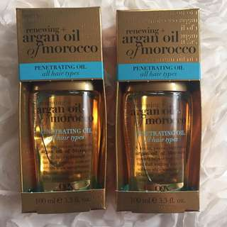 OGX Renewing + Argan Oil of Morocco Penetrating Oil