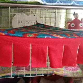 Snuggle Canopy Hammock