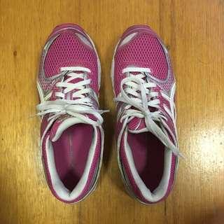 Asics Pink Runners