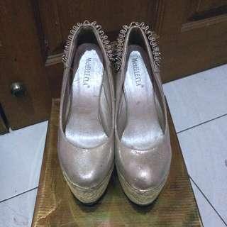 Sepatu Wanita Sepatu Wedges Michelle Cla Shoes