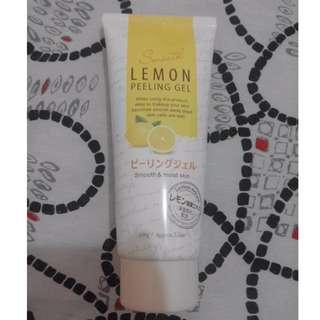 Daiso Lemon Peeling Gel