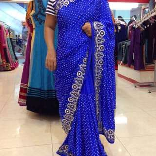 Saree For Dinner Wear