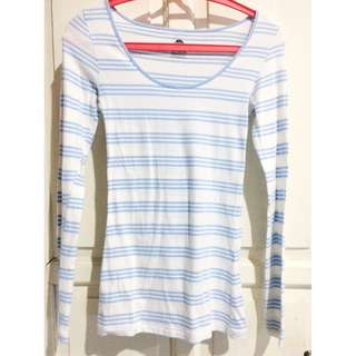 Stretch Longsleeve Top Cotton On