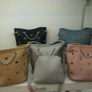 Fashion serut set pouch 😍😍