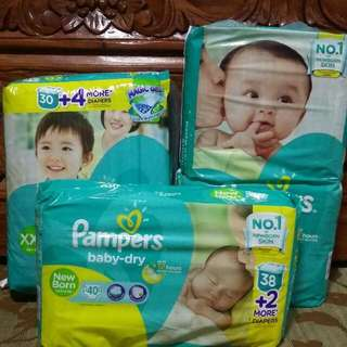 Affordable Branded Diapers