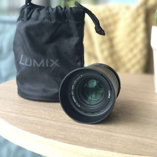 Panasonic 42.5mm F1.7 Power Ois Lens
