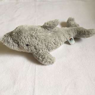 Jellycat - Dora Dolphin Plush Toy