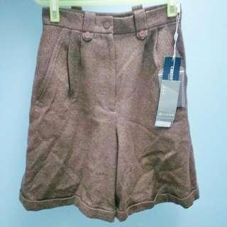 日版復古高腰褲