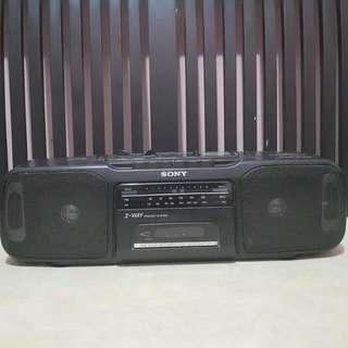 TAPE RECORDER SONY CFS-200-JADUL
