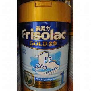 frisolac gold 美素佳兒 1號 400g