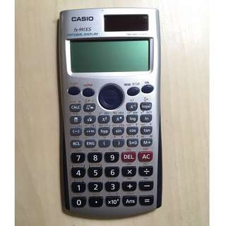 Casio fx-991 ES 工程用計算機