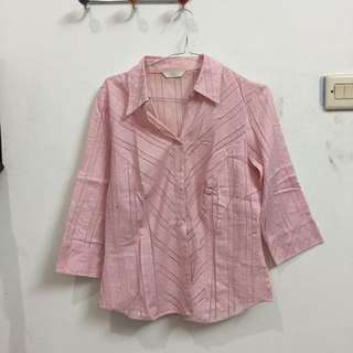 Original Pink Marks&Spencer Shirt
