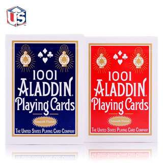 Aladdin Playing Card
