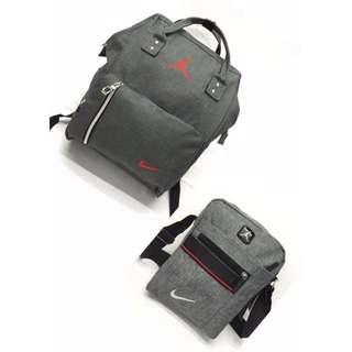 Nike Backpack Set