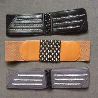 Fashion women belt tali pinggang fancy