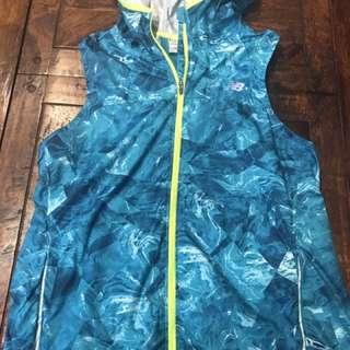Sleeveless Zip Jacket Activewear Vest