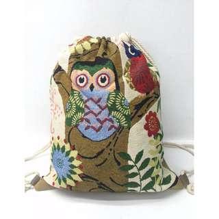 Clothe String Bag