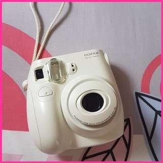 🍁[$55] Fujiflim Instant Camera Instax Mini 7S (W-74)