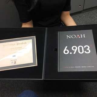 Paket Buku Band Noah