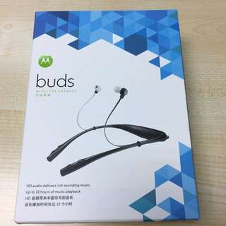 Motorola Buds Wireless Headphones
