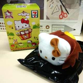 毛公仔 Sanrio Hello Kitty Kerrkerokeroppi 青蛙