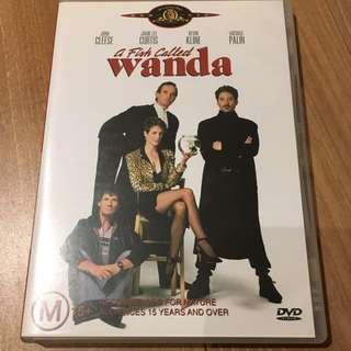 A Fish Called Wanda DVD