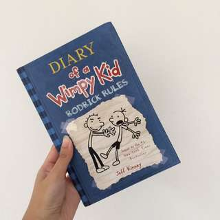 Diary of a Wimpy Kid #2 Rodrick Rules