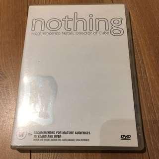 Nothing DVD