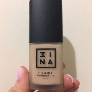 3ina 3 In 1 Foundation