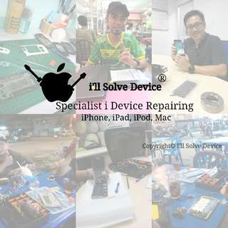 I'll Solve Device iPhone Repairing