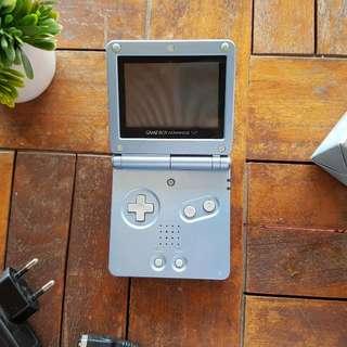 Nintendo Game Boy Advance SP gameboy