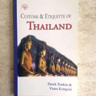 Guidebook / Pocketbook - Thailand Customs & Etiquette