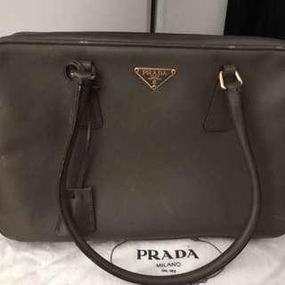 Prada 老包 手提包 100%正品 Vintage