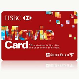 (PO) HSBC GV Movie Card