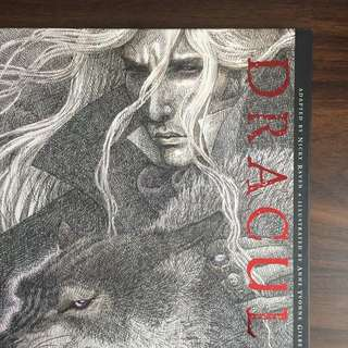 Dracula (Adapted By Nicky Raven, Illustrated By Anne Yvonne Gilbert)