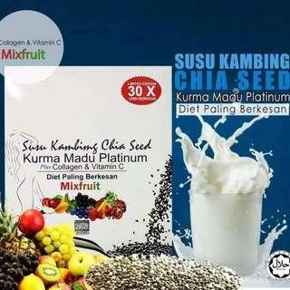 SUSU KAMBIMG MIX FRUIT - 20 scht