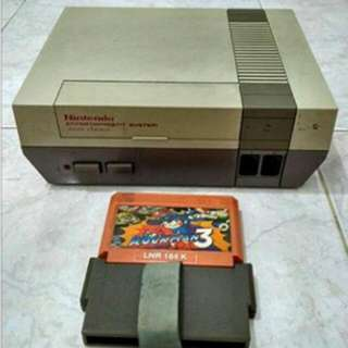 Nintendo NES Bodi Bagus Banget