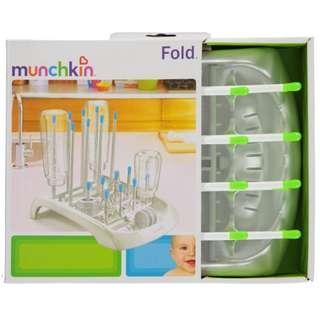Munchkin Folding Bottle Drying Rack