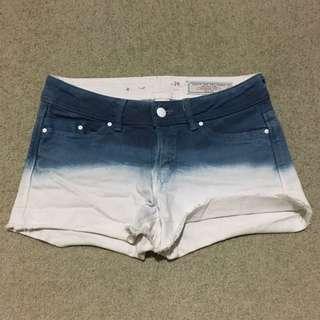 EDC Ombre Denim Shorts