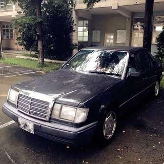 自售 1993年 賓士 Mercedes Benz 300E 2.8 奔馳 二手 好車
