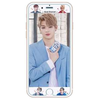 [PO] PRODUCE 101 MEMBERS SCREENPROTECTOR (WANNAONE)