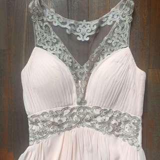 Gaun Pesta Size M Jual Rugi Long Dress