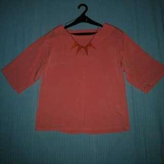 Baju atasan fit to L-XL