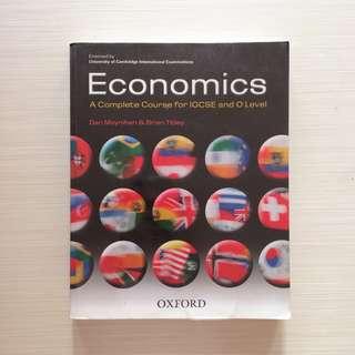 Economics For IGCSE & O Level